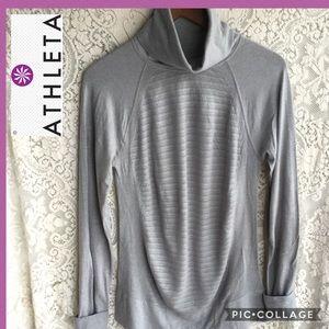 Athleta size large lightweight shirt long sleeve